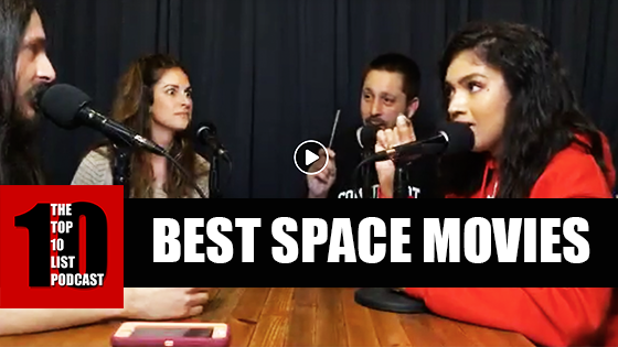 EPISODE 131 BEST SPACE MOVIES